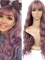 Synthetic Trendy Wigs