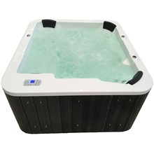 Outdoor spa tub whirlpool Massage bathtubs 5 people Freestanding Jacuzzi