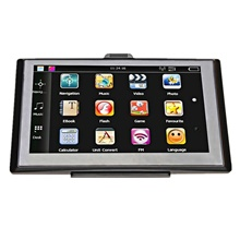 GPS Navigation 7 inch Windows CE 6.0 Car GPS Navigator GPS / MP3 for universal Mini USB Support MP3 GIF / BMP / JPG