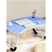 OutdoorFolding Tables Modern Style oak Blue