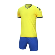 Boys' Girls' Soccer Jersey and Shorts Clothing Suit Breathable Quick Dry Soft Team Sports Active Training Football Camo / Camouflage Cotton Kids White Yellow Ocean Blue / Micro-elastic None,Yellow,XXXS