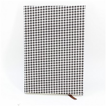 2019 New Novelty Paper / Cotton Lattice Series Pattern Notepads / Note Book For School Office Stationery A5