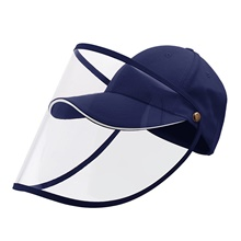1pc Cloth Hats, Caps & Bandanas Accessories & Supplies / Safety & Protective Gear / Safety Blue,Men L