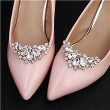 1 Piece Rhinestones Decorative Accent Women's Wedding / Daily White