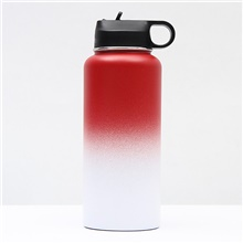 Kettle 400 ml Steel Stainless Portable Insulated Durable for Casual Outdoor Exercise Traveling 1 pcs Red and White Dark Pink Blue Pink Green Red and White