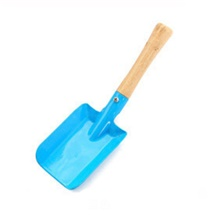 Green Plant Flower Potted Mini Flower Shovel Field Planting Flower Multi-function Small Shovel Home Gardening Tool Blue
