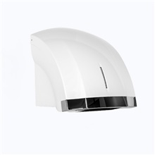 Hand Dryer Creative Modern ABS+PC 1pc Wall Mounted White