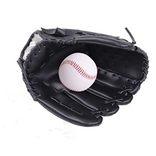 Gloves Gloves All Wearproof / Comfortable / Durable Baseball PU(Polyurethane) Black,12.5 inch
