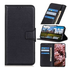Case For Samsung Galaxy S20 Ultra S20 Plus Note 20 Ultra Wallet Card Holder with Stand PU Leather Case For Samsung A01 A11 A21S A31 A41 A51 A71 5G M11 M31 A70E XCover Pro A50S A30s A20 Note 10 Plus A51 / M40S,Black