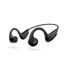 JOYROOM JR-G1 Bluetooth 5.0 Bone Conduction Wireless Headphone Sport Waterproof earphone For Smartphones Wireless,Black
