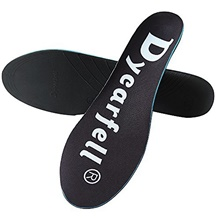 shoe insole orthotics (8.5-9.5 us men's / 9.5-10.5 us women's) custom made,custom made