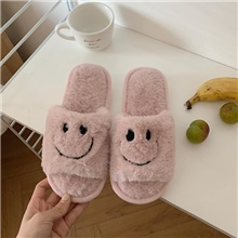 Women's Slippers / Girls' Slippers House Slippers Ordinary / Casual Spinning Cotton / Terry / Cotton solid color Shoes Light Pink,CN(36-37) / US6 / EU36 / UK4