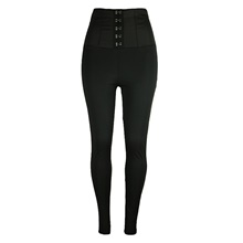 Women's Basic Outdoor Daily Pants Pants Solid Colored Full Length Black Black,S