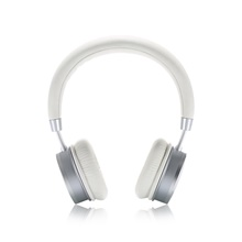 Remax RB-520HB Over-ear Headphone Bluetooth 4.2 Sweatproof for Mobile Phone Wireless,White
