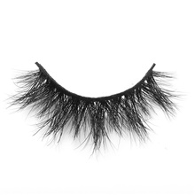 Mink Eyelashes 3d Mink Lashes Natural false Eyelashes Messy Fake Eyelashes Makeup False Lashes In Bulk 1,1 pc