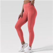 Women's High Waist Running Tights Leggings Compression Pants Athletic Leggings Bottoms Nylon Spandex Winter Fitness Gym Workout Running Training Exercise Tummy Control Butt Lift Breathable Sport Dark Pink,S