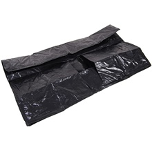 AUTOYOUTH PE Tarpaulin Car Trunk Mat Liner Waterproof Car Protection Blanket For more cleanliness in your car 2019,Black