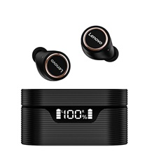 Lenovo LP12 Wireless Earbuds TWS Headphones Bluetooth 5.0 Stereo with LED Battery Display Charging Box for Mobile Phone White