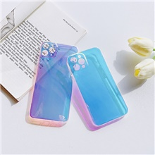 Jelly Feeling Case For Apple iPhone 12 / iPhone 11 / iPhone 12 Pro Max Shockproof Back Cover Camouflage TPU iPhone 12,#1